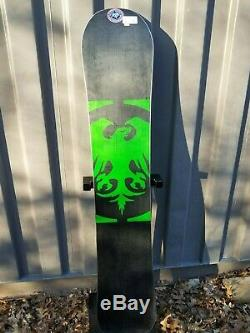 2019 Never Summer Aura Snowboard 150cm SALE! FREE SHIPPING