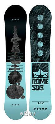 2019 Womens Rome Royal Snowboard 150