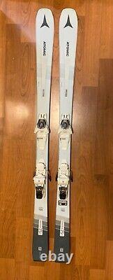 2020 Atomic Vantage 75c Skis (size 154) with bindings
