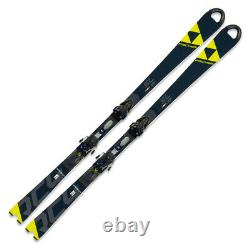 2020 Fischer RC4 Worldcup SL Women's Curv Booster Skis with Fischer Z13 Bindings