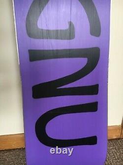 2020 Gnu Ladies Choice 142.5 snowboard