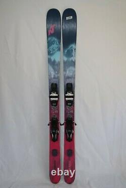 2020 Nordica Santa Ana 93 Demo Skis 158 cm (J115814)