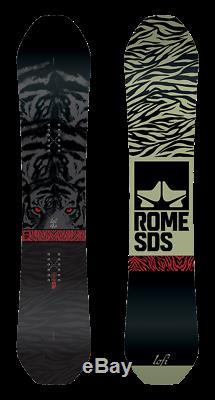 2020 Women's Rome Lo-Fi Snowboard 143