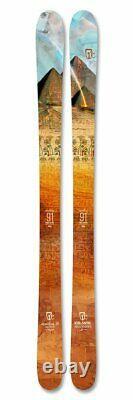 2021 NEW Icelantic Maiden Skis 91