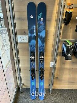 2021 Nordica Santa Ana 172cm Women`s Ski withMarker Squire Used only 2 days
