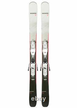 2021 Rossignol Black Ops Dreamer All Mountain Skis- With Integrated Bindings