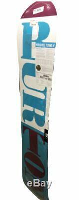 $590 Burton Feelgood Flying V 149 cm Womens Snowboard NWT Freestyle All Mountain
