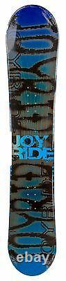 $600 Womens Joyride Rapture Snowboard + Bindings Size 145CM Camber Ladies Ride