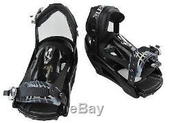 $625 Womens Airwalk Lottaluv Snowboard + Bindings Size 140CM Ladies Camber ride
