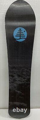#9 Burton Family Tree Day Trader Snowboard 140cm Powder All Mountain Womens 18