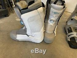 APEX HP-L Women's All-Mountain Performance Ski Boots, Sz 25 (8)