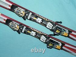 ATOMIC Balanze Metron 11 WOMEN'S All-Mtn SKIS 157cm with Integrated Bindings