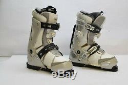 Apex ML-3 Peak Performance Womens Stiff Flex All Mountain Ski Boots Size 25