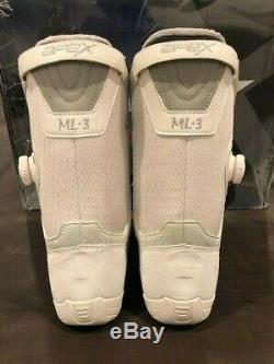 Apex ML-3 Womens All Mountain Ski Boots 2017 Size 24.0 (Ladies 7)
