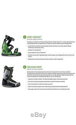 Apex XPL Womens All Mountain Convertable Ski Boot