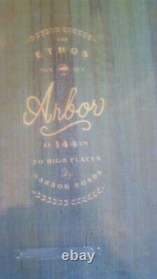 Arbor ETHOS women's snowboard 144cm