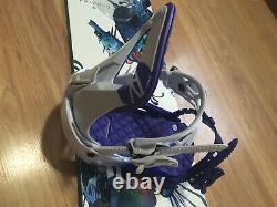 Arbor Poparazzi 153 Snowboard With Rossignol Voodoo Bindings (or $225 Without)