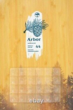 Arbor Swoon Rocker Snowboard Women's 144cm /51484/