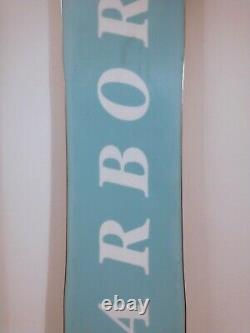 Arbor Swoon Snowboard CAMBER 2017 Women's 143cm All Mountain