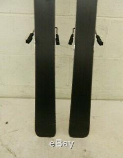 Atomic Affinity 140cm 117-74-96 All-Mountain Rocker Skis withAdjustable Bindings