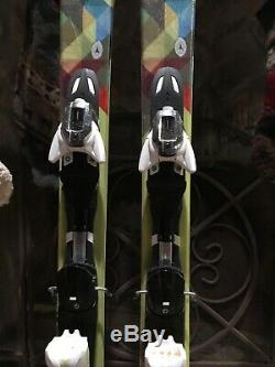 Atomic Affinity STOR Womens SKIS 159 CM Atomic Binding All Mountain EXCELLENT