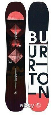 BRAND NEW 2020 Burton Feelgood Flying V 149 cm Women's Snowboard feel good