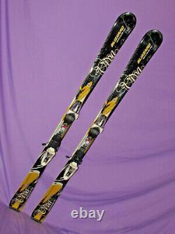 Blizzard VIVA 7.6 IQ Magnum women's skis 156cm with Marker IQ adjustable bindings