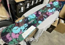Brand New! Ladies Burton Genie 142cm Snowboard New With Rocker