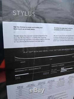 Burton'20 Stylus 147 women's