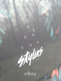 Burton'20 Stylus 152 women's
