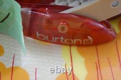 Burton Feather 47 Snowboard Size 147 CM With Burton Medium Binding