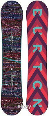 Burton Feather Snowboard Womens Sz 155cm