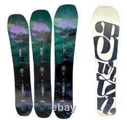 Burton Feel Good Flying V Snowboard 146,149,152 Demo 2019 Womens Free Shipping