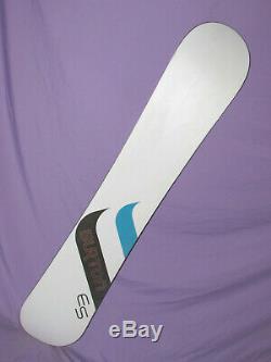 Burton Feelgood ES Women's Snowboard 154cm All-Mountain Ride no bindings SNOW