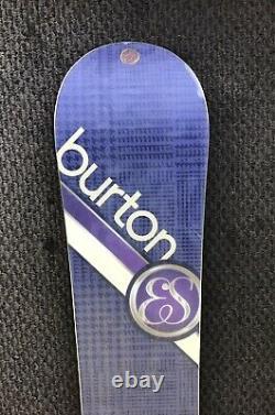 Burton Feelgood ES Women's Snowboard Size 150 pr