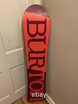 Burton Feelgood Flying V Women's Snowboard 2018 Size 144cm