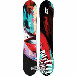 Burton Lip-Stick Lipstick Damen Snowboard all Mountain Freestyle 2018 New