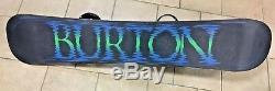 Burton Snowboard 154 CM Troop with Bindings