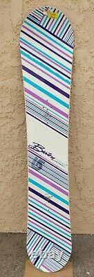 Burton Snowboard Feather 53 Women's UNUSED