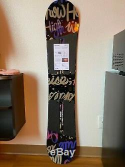 Burton Snowboard Socialite Womens 138 Flat