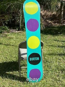 Burton Social 147CM Snowboard (with channel mounts)