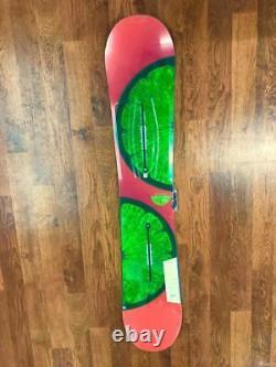 Burton Social Snowboard Lime 147 cm NEW
