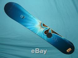 Burton TROOP Women's Snowboard 151cm no bindings OG Made In VERMONT