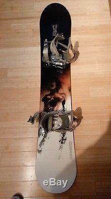 Burton woman's snowboard