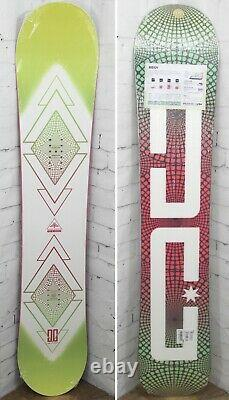 DC Biddy Women's Snowboard, Size 144 cm, All Mountain Twin, New 2021