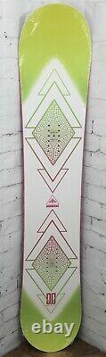 DC Biddy Women's Snowboard, Size 148 cm, All Mountain Twin, New 2021