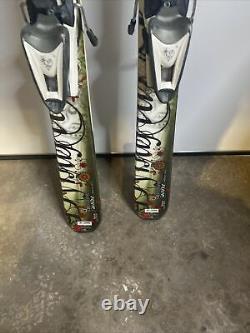 Dynastar Exclusive Active women's skis 152 cm Dynstar Fluid Bindings