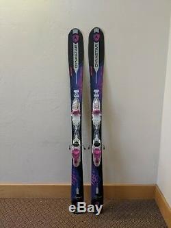 Dynastar Legend 80 144cm Womens All Mountain Skis