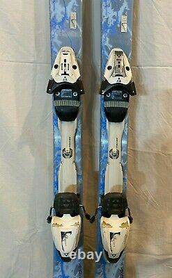 Fischer Vision Exhale 155cm 118-74-103 r=14m Women's Skis withVision V9 Bindings