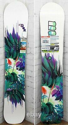 GNU Chromatic Women's Snowboard Size 146 cm, Directional Twin, New 2021